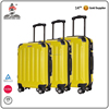 "18"" 20"" 24"" 28 "" PC+ABS Trendy Soft Handle With Rotary Wheels Girls Women Luggage"