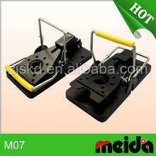 Quality metal pedal snap mouse trap snapping E killing mouse trap