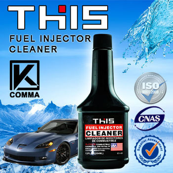 Auto fuel injector cleaner for car