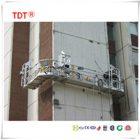 Customizded Building Access Platform Cradle Suspended