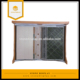 two sides swinging style tile showroom display/marble stone display solution/granite tiles display system