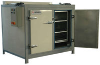 INDUSTRIAL ELECTRIC POWDER COATING OVEN