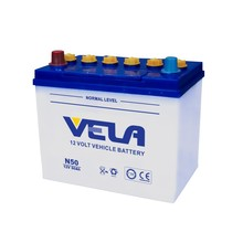 Rechargeable storage 12v 50ah dry cell lead acid battery