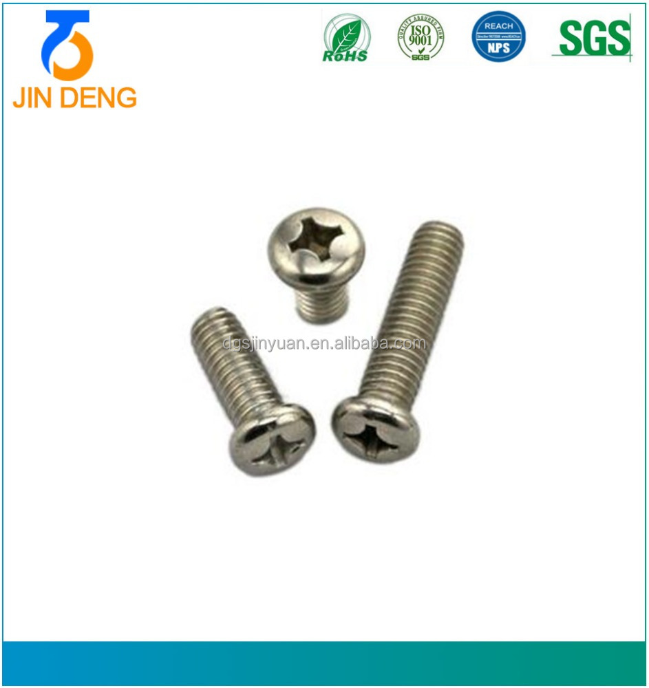 Manufacturer Supply Pan Washer Head Self Tapping Screw for Electronic Appliance