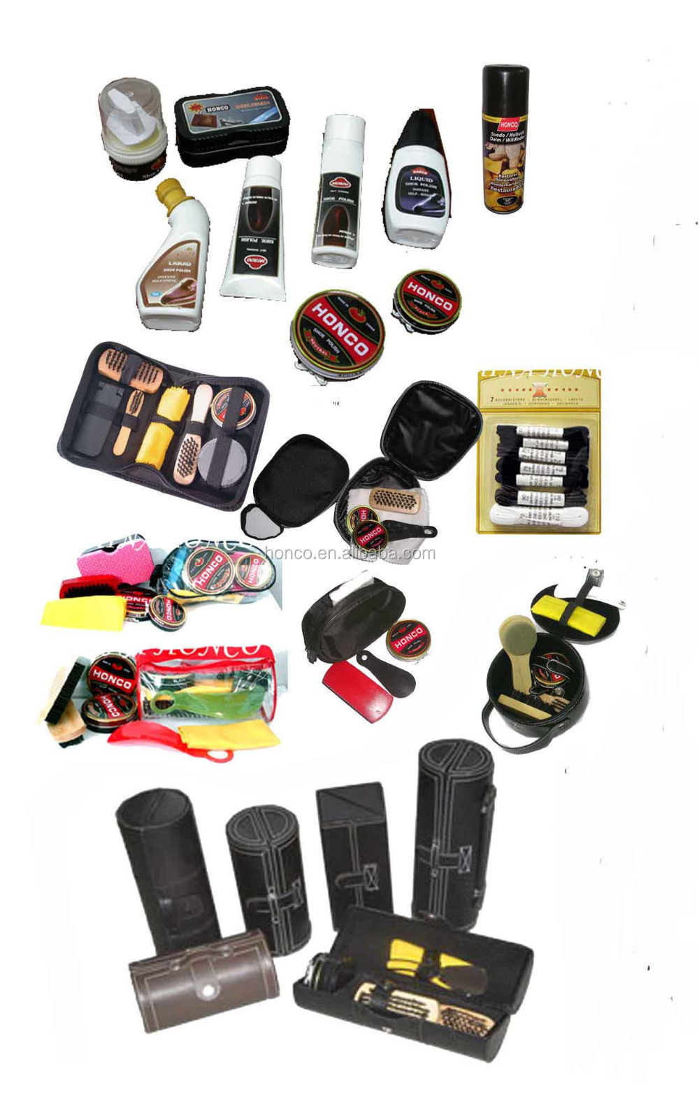 Hot selling Solid shoe polish