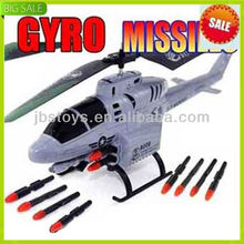 8009 3.5 Channel Missile Launcher RC Helicopter Airsoft Gun