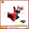 SnowThrower small cheap small Snow rubber track