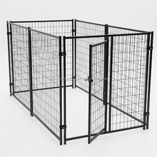 2017 news Pleasing Indoor Dog pen Gate/8'L*8'W*6'H
