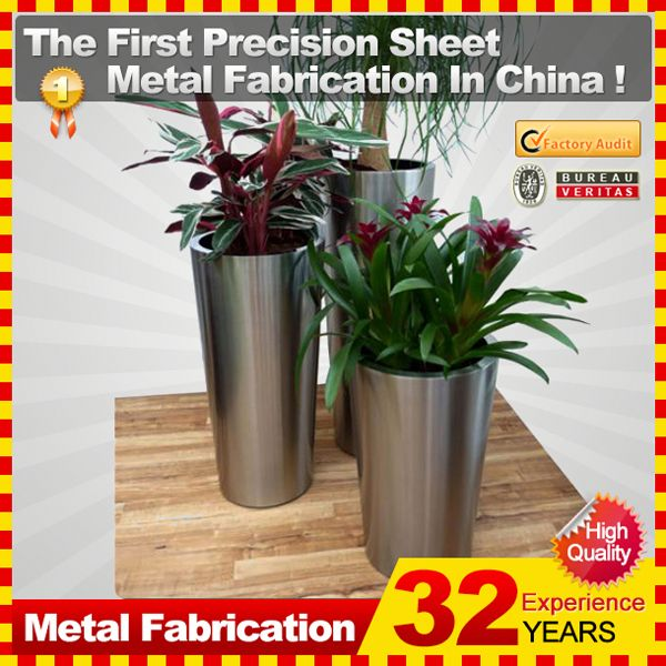2014 new fashionable hot sale customzied flower pot rock with 32 years experience