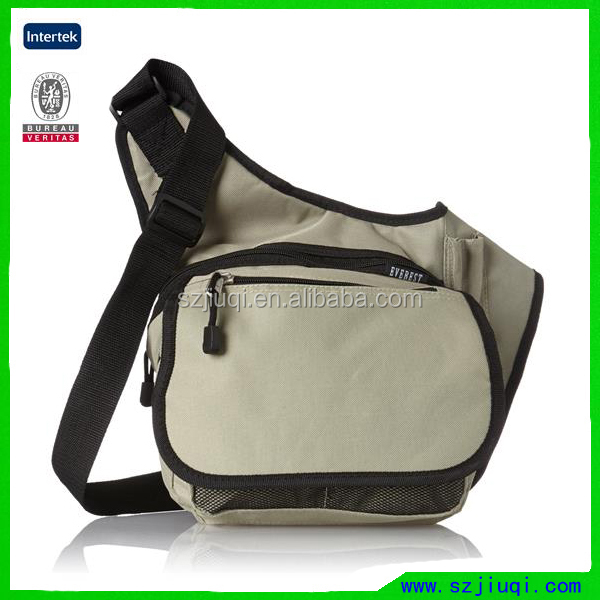 Alibaba China Customized Shoulder Menssenger Bag For Men