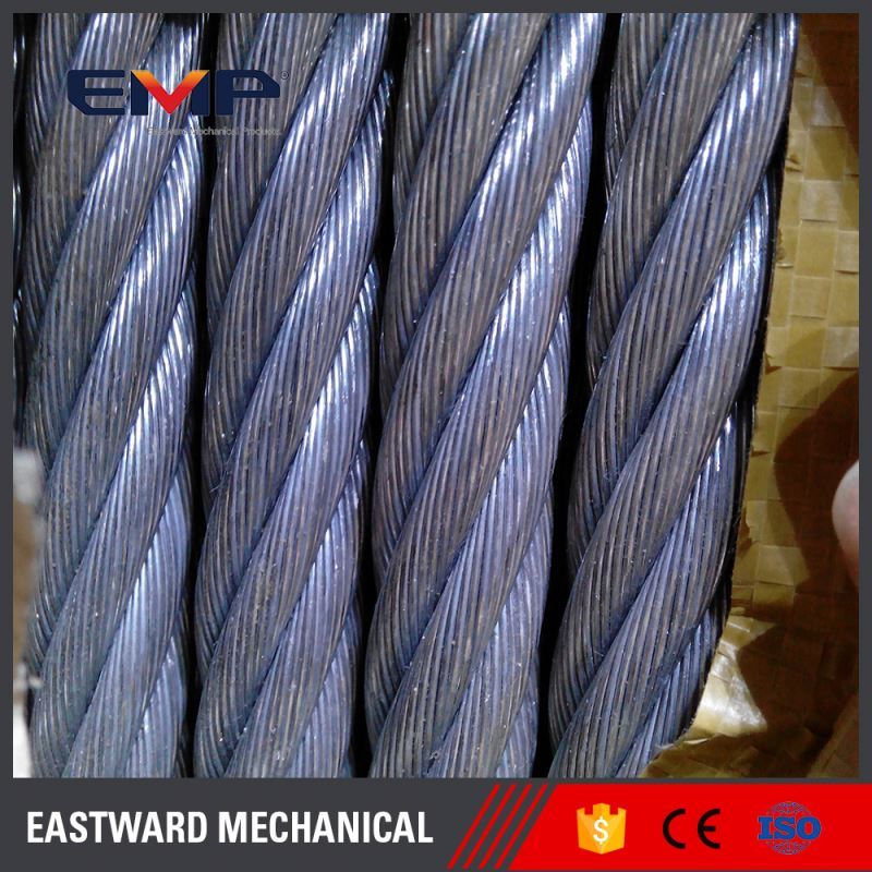 HDG New Design Galvanised Steel Wire Rope Specification