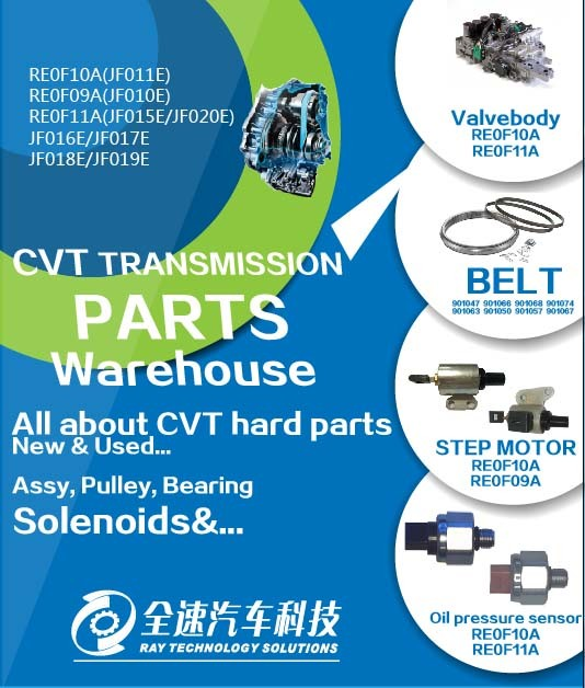 CP5-4 CVT transmission PARTS RE0F08A/RE0F06A/JF009E/ Oil pressure sensor/senser