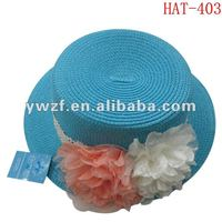 ladies straw beach hats to decorate
