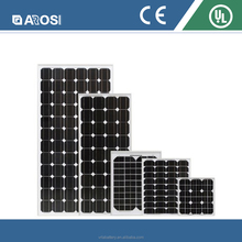 260W, 270W, 280W, 290W, 300W Poly Solar Panel/ Excellent Solar Cell Solar Power for Tent and Container Home