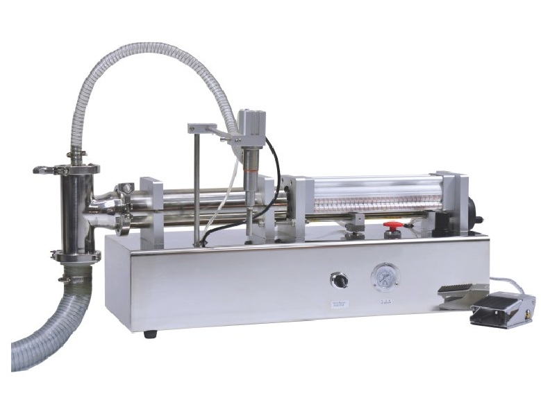 Semi-automatic Food Grade Oil Filling Machine