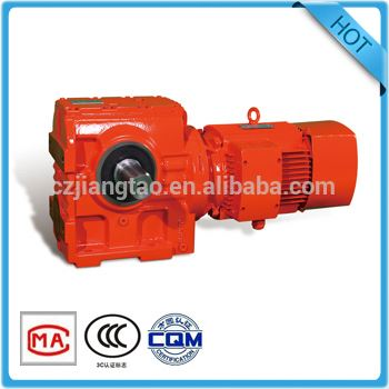 China manufacture worm gearbox for sugar industry