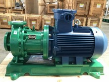 Petroleum Chemical process electric motor magnetic drive pump