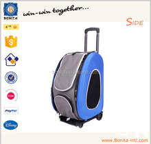 High quality hot selling trolley pet carrier,pet carrier bag,pet bag carrier