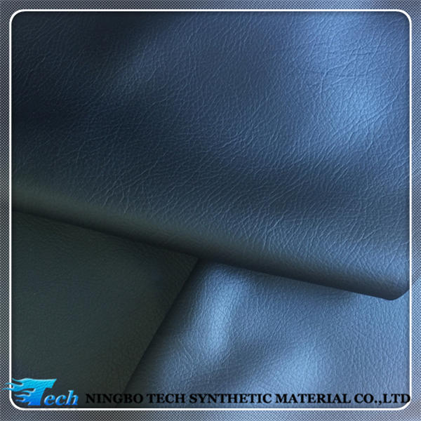 Alibaba Trade Assurance high-grade durable pvc mate finished rexine car seat leather(pvc cuero sinteticos)