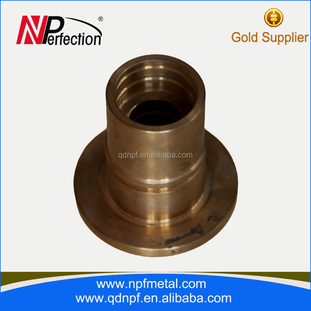 high quality brass/copper/bronze die casting/sand casting parts