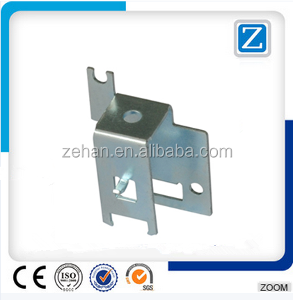 Zinc Plated Steel Metal Stamping Parts With Custom Specification