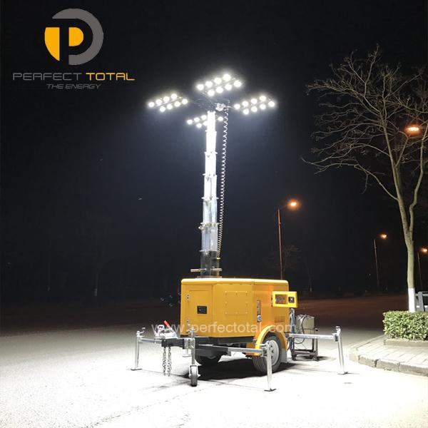 Wholesale 1600W LED TOWER LIGHT WITH YANMAR ENGINE - Alibaba.com