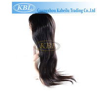100% Brazilian virgin india remy hair wig shop