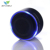 Stylish A10 stereo round wireless bluetooth speaker, bluetooth speaker portable supplier