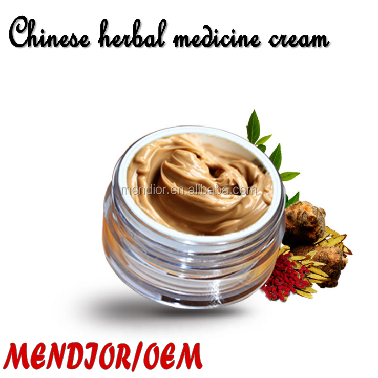 Mendior OEM Chinese Herbal Medicine Cream Acne Removing Whitening Face Cream Oily Skin face fresh beauty cream