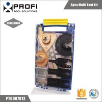 China Cheap 8pcs Quick Change HSS Oscillating Multi Tool Saw Blade