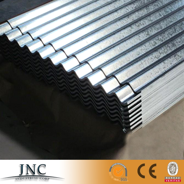 High Quality Gauge Thickness Galvanized Corrugated Steel Sheet/ Galvanized Tiles Corrugated Roofing Sheets