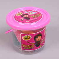 foamy clay pearls snow kids DIY eco-friendly plasticine