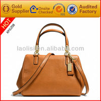 Guangzhou factory leather bag manufacturers ladies purses and handbags brand name