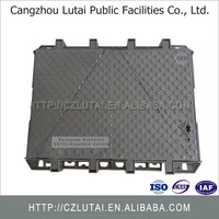 Customized per drawing from professional factory price square manhole cover