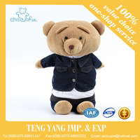 High quality Eco-friendly Soft touch toy dancing bear