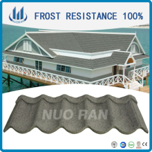 stone coated metal roofing sheet - tile effect roofing sheets