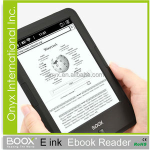 ebook reader device wifi boox e ink reader