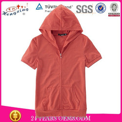Popular design led t shirt with hood