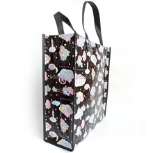 Newest Design Top Quality Silk Printing Non Woven Shopping Bag