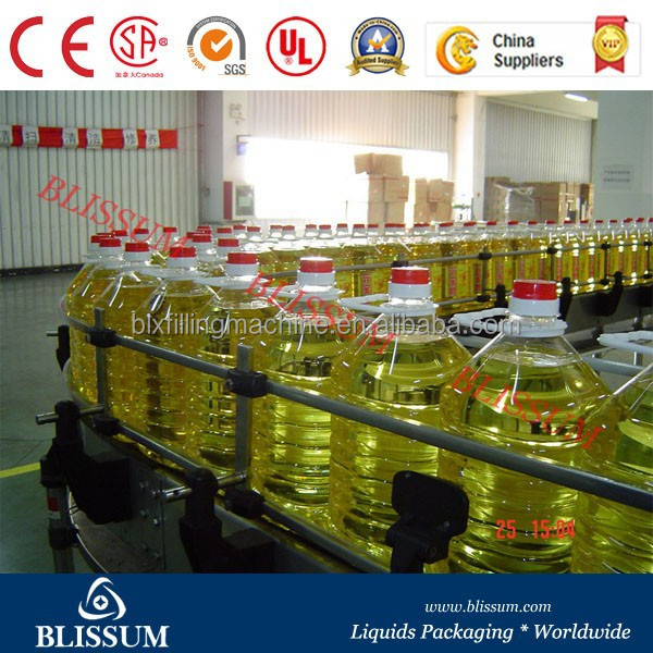 vegetable oil filling machine/cooking oil filling machine