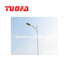 Fast and Reliable Supply OEM Galvanized Steel Street Light Pole/Lamp Pole for Electric Line Pole Hardware