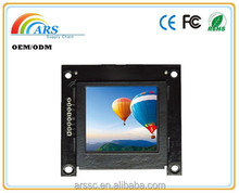 "2014 New electronics invention 1.46"" full color oled display module"