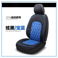 Car indoor accessories series pure hand made car seat cover for any car Custom Car Seat Cover Design