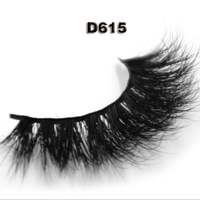 high quality cheapest 3D real mink fur strip false eyelashes ,private label custom package