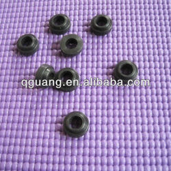 Motorcycle assembly rubber parts