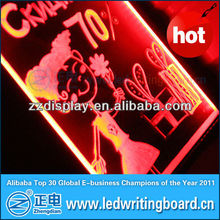 alibaba hot sale neon display led score board
