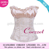 Women ladies sexy bustier body shaping corset tops to wear out