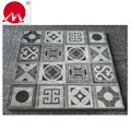 Grey Cement Design Ceramic Tile, Matt Rustic Ceramic Floor Tiles 600x600mm