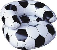 Shanghai XG hot sale TPU kids football inflatable sofa