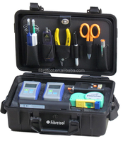 FTK-400Q Optical Fiber Test & Inspection Tool Kit